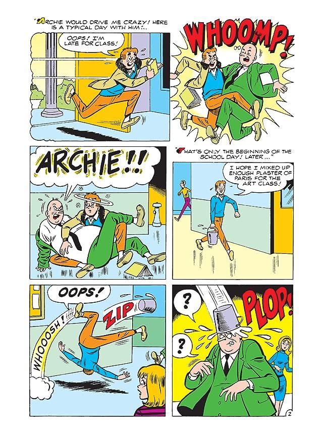 click for super-sized previews of Archie Comics Spectacular: School Daze