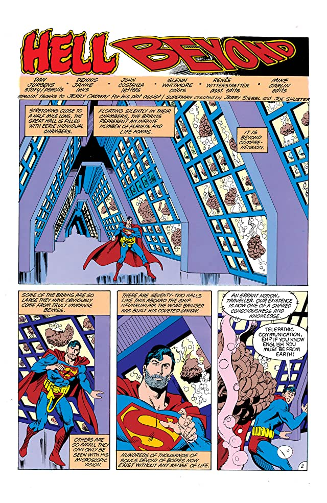 Adventures of Superman (1986-2006) #452