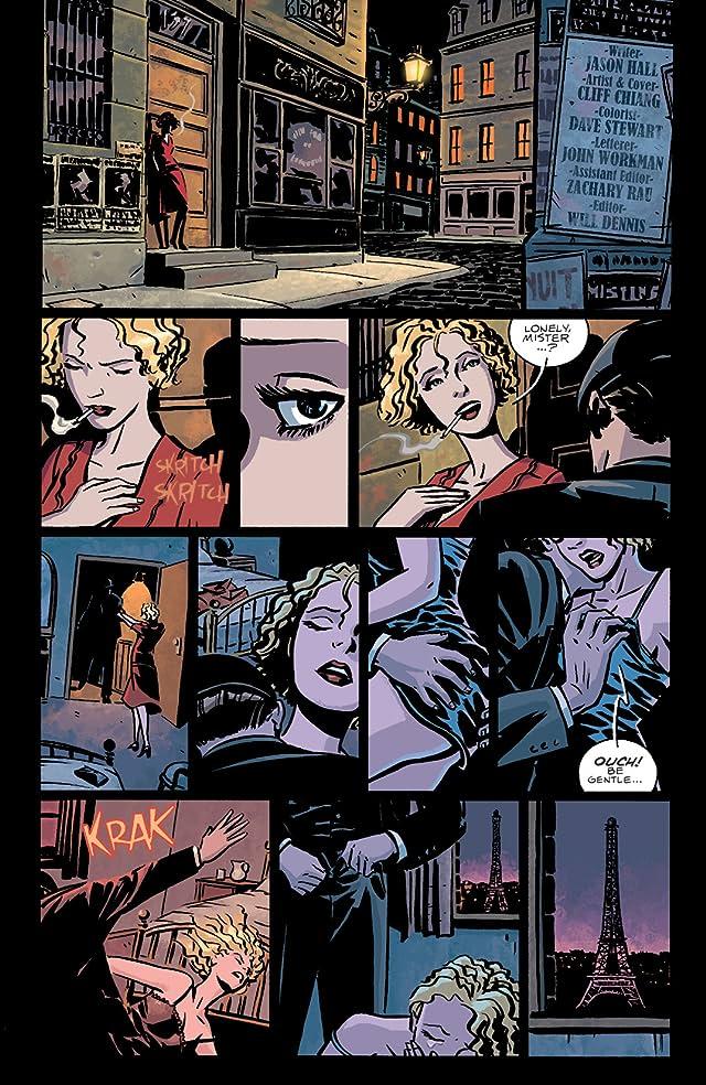 Beware The Creeper (2003) #1 (of 5)