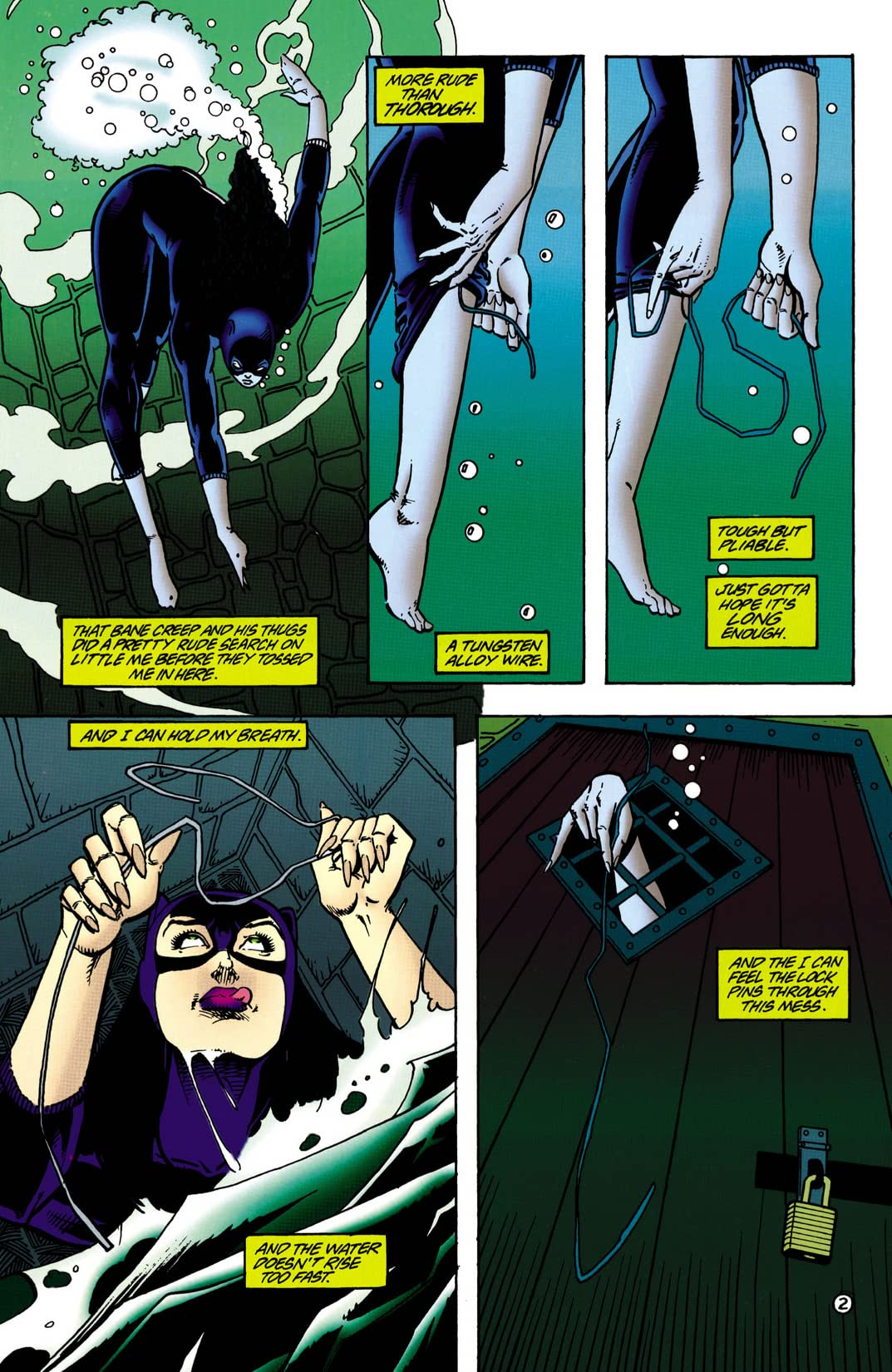Catwoman (1993-2001) #36