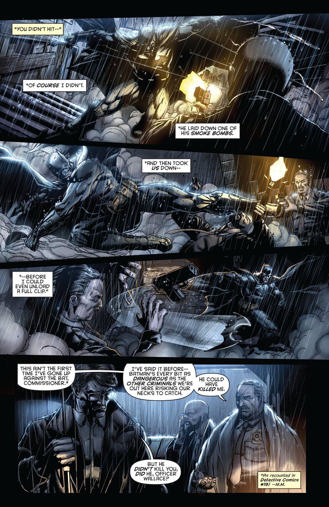 Detective Comics (2011-) #22