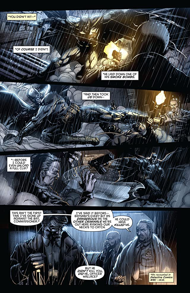 click for super-sized previews of Detective Comics (2011-) #22