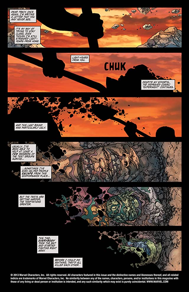 click for super-sized previews of Beyond! #1