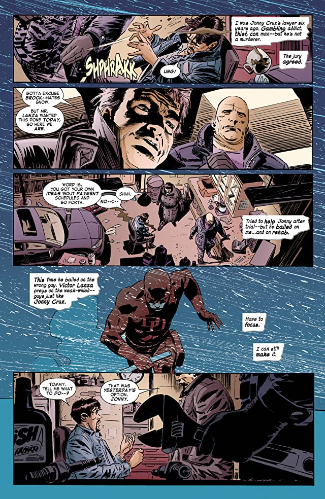 click for super-sized previews of Daredevil: Dark Nights #2