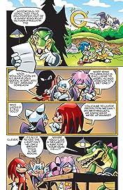 Sonic the Hedgehog #165