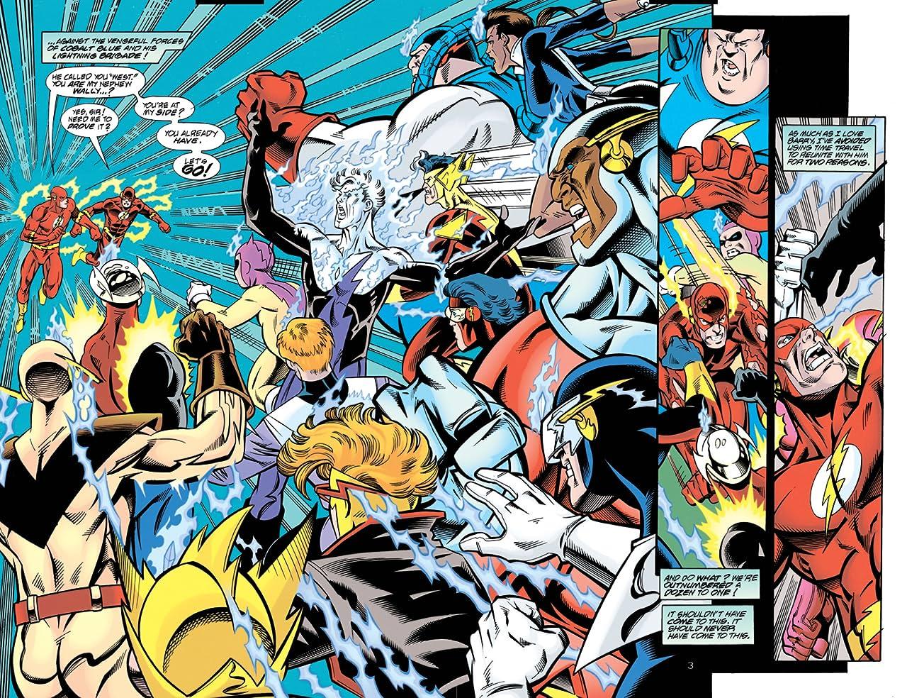 The Flash (1987-2009) #149