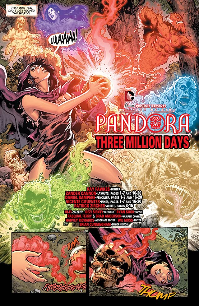 click for super-sized previews of Trinity of Sin: Pandora (2013-2014) #1