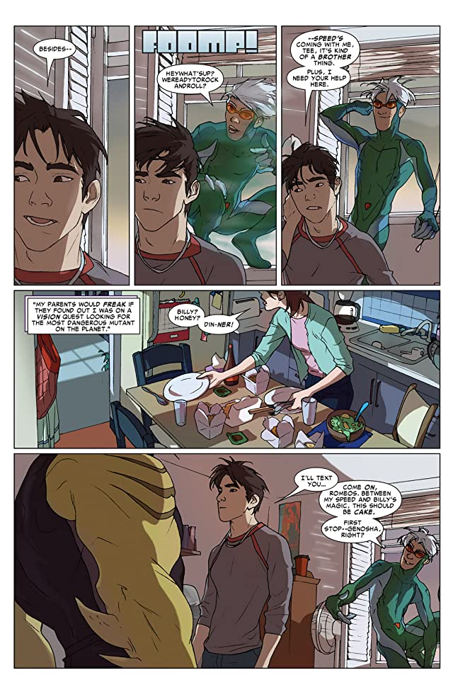 click for super-sized previews of Young Avengers Presents #3