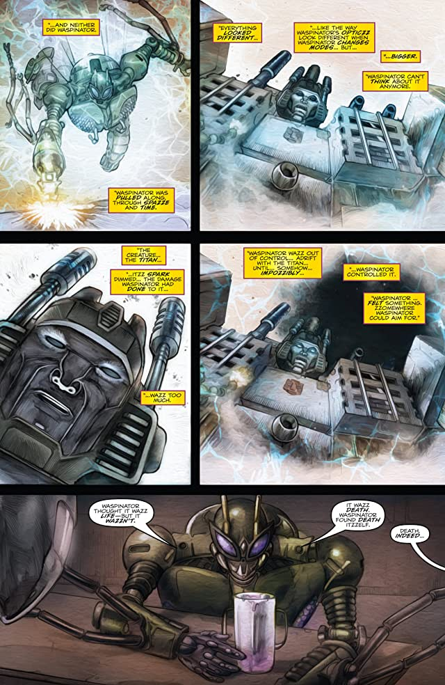 click for super-sized previews of Transformers: Robots In Disguise (2011-) #19