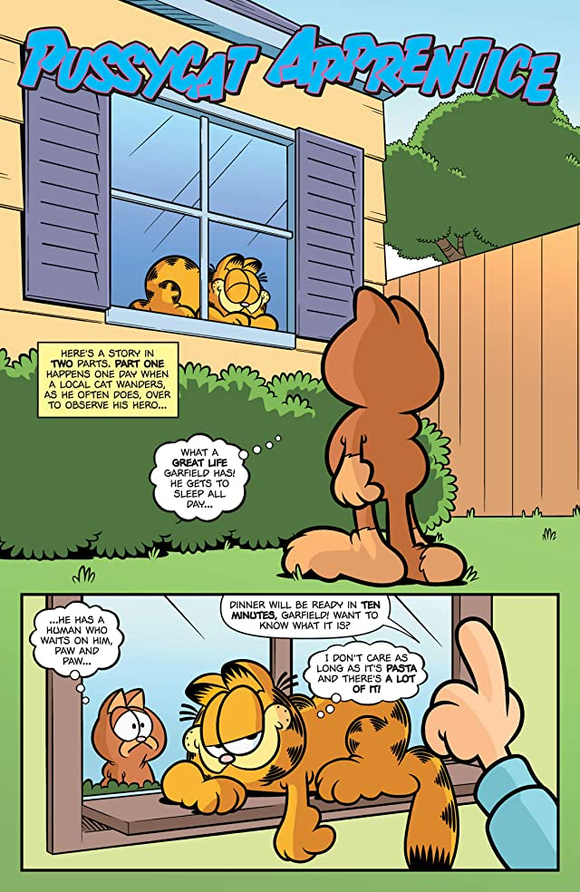 click for super-sized previews of Garfield #15