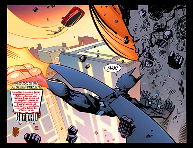 click for super-sized previews of Batman Beyond (2012-2013) #26