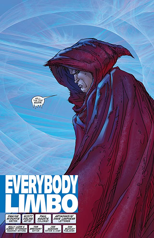 click for super-sized previews of Beyond! #5