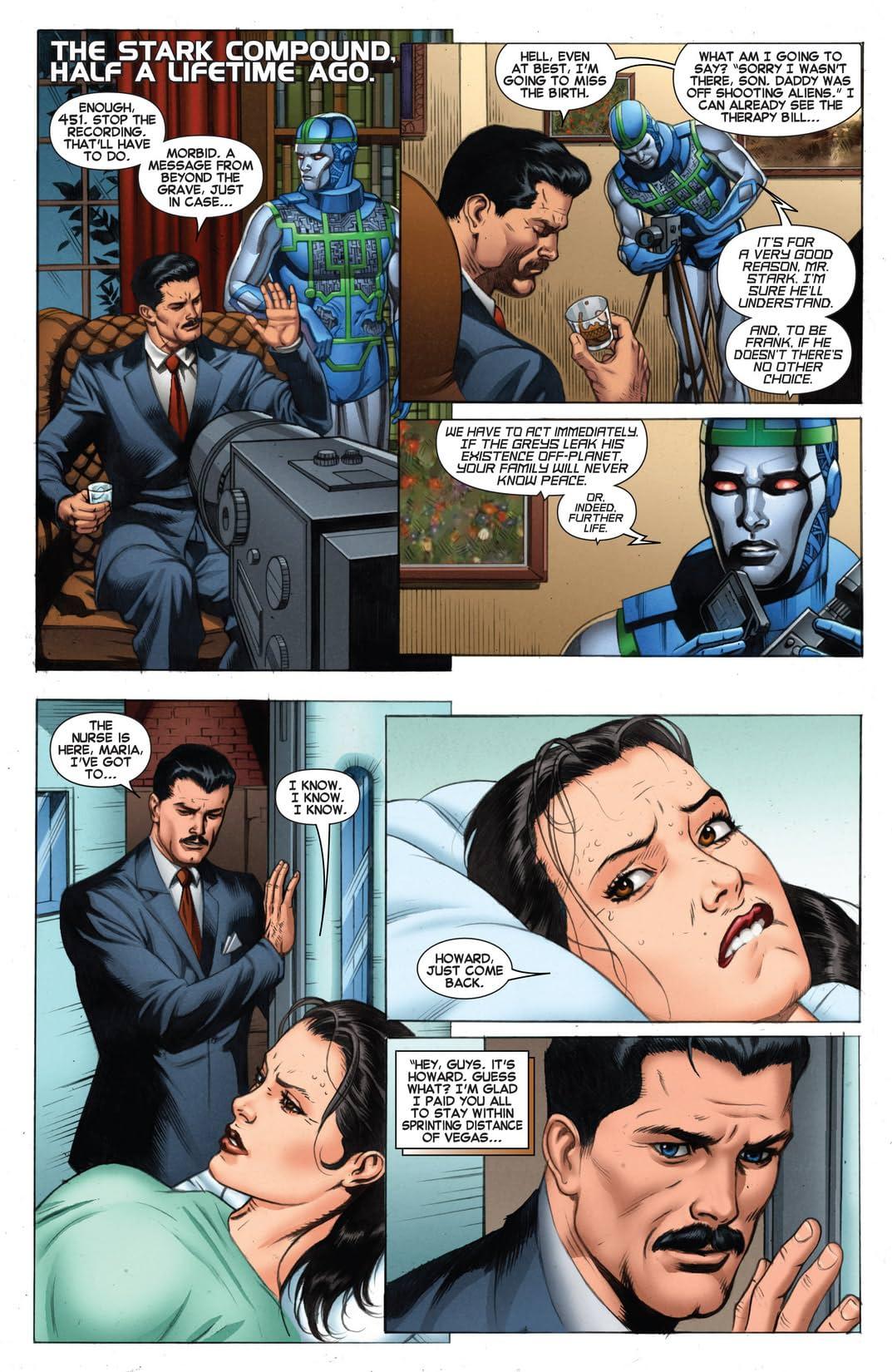 Iron Man (2012-2014) #12