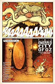 The Emerald City of Oz #1 (of 5)