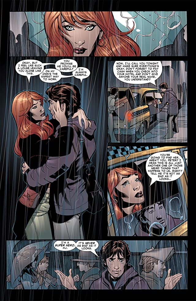 click for super-sized previews of Marvel Knights Spider-Man (2004-2006) #2