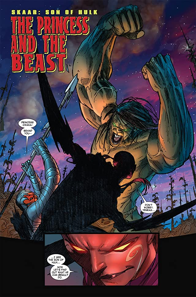 Skaar: Son of Hulk #3