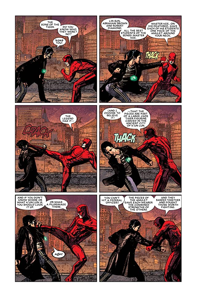 click for super-sized previews of Daredevil (1998-2011) #70