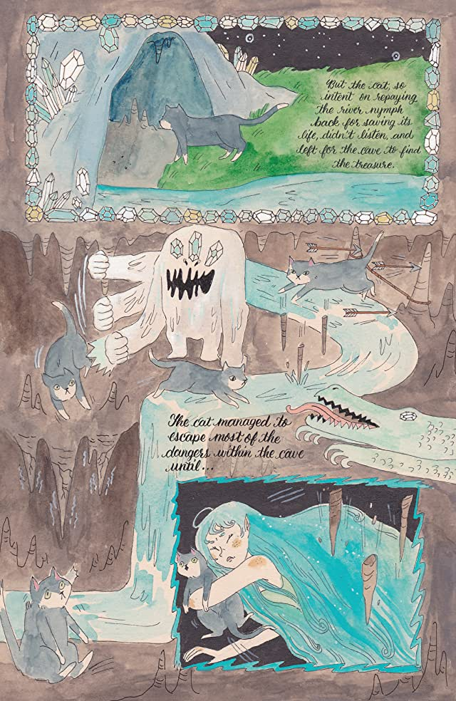click for super-sized previews of Adventure Time: Fionna & Cake #6
