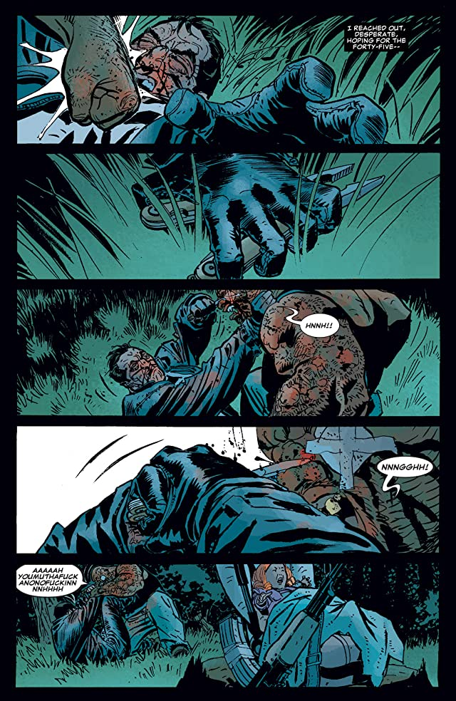 click for super-sized previews of The Punisher (2004-2008) #54