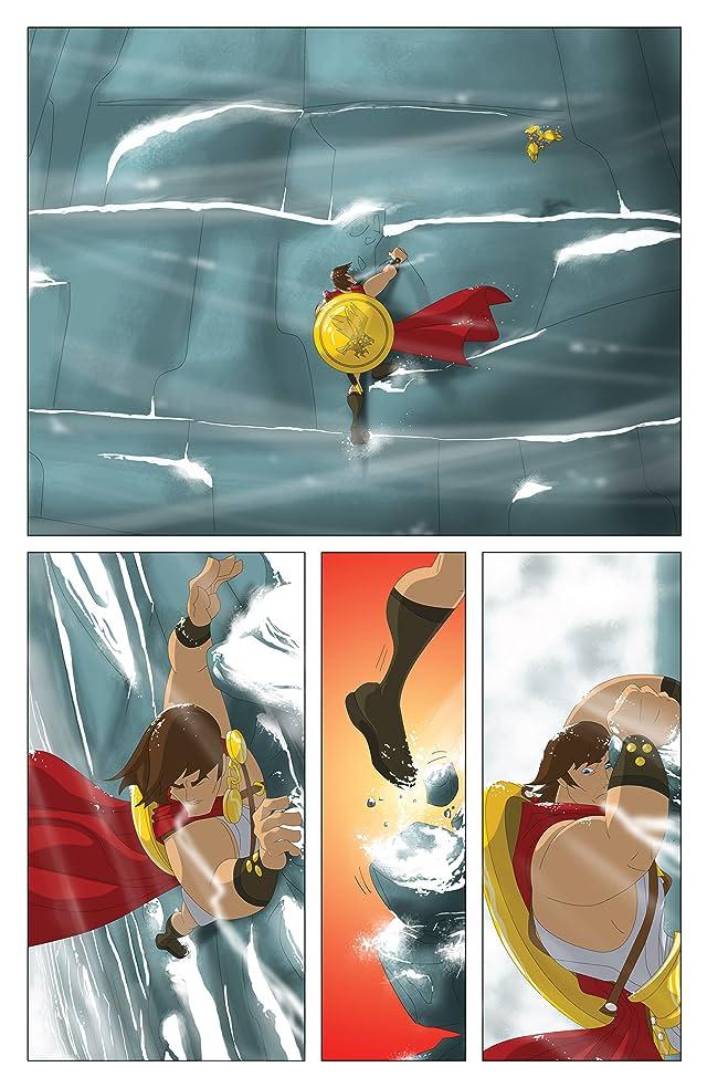 Wrath of the Titans: Cyclops/Burt Ward Boy Wonder FCBD
