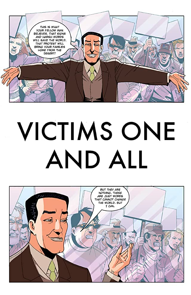 click for super-sized previews of Vincent Price: Tales From the Darkness #3