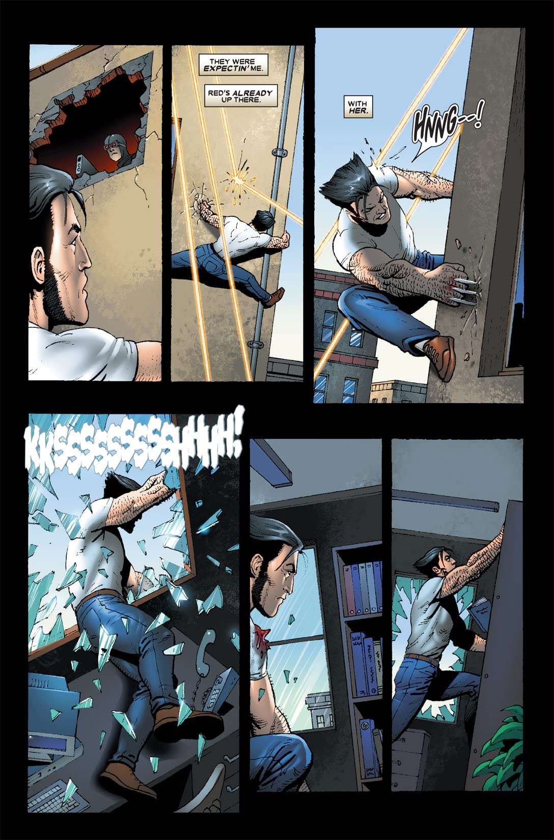 Wolverine: Origins #8