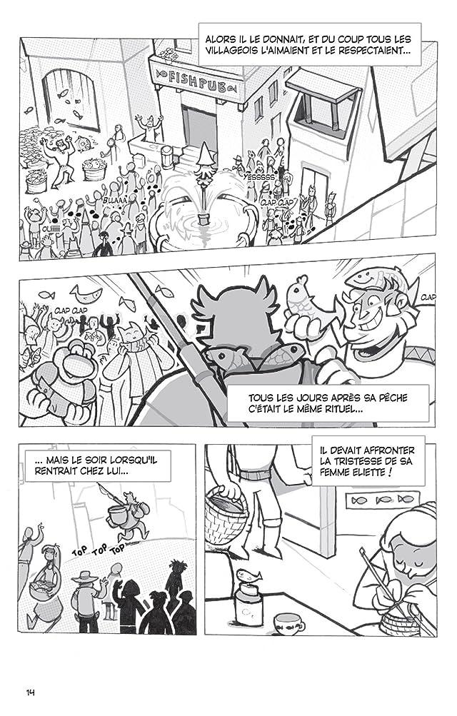 DOFUS Vol. 4: Chétis fais-moi peur !