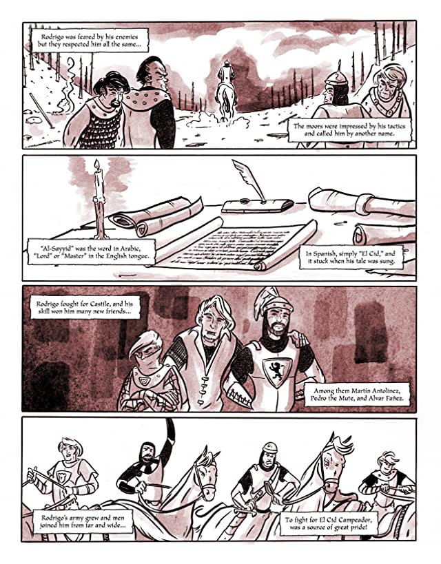 Kid Beowulf and the Rise of El Cid #1