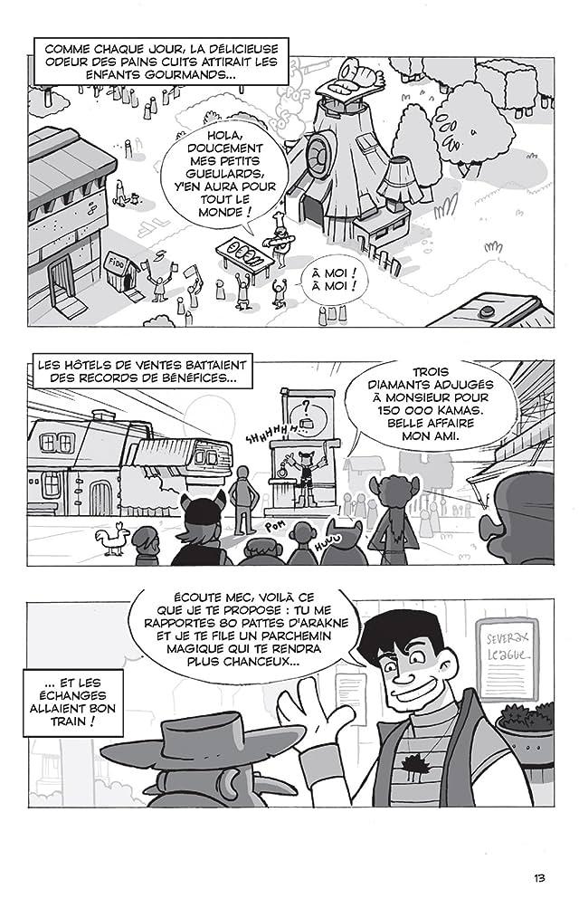 DOFUS Vol. 5: Quand Arty rencontre Many
