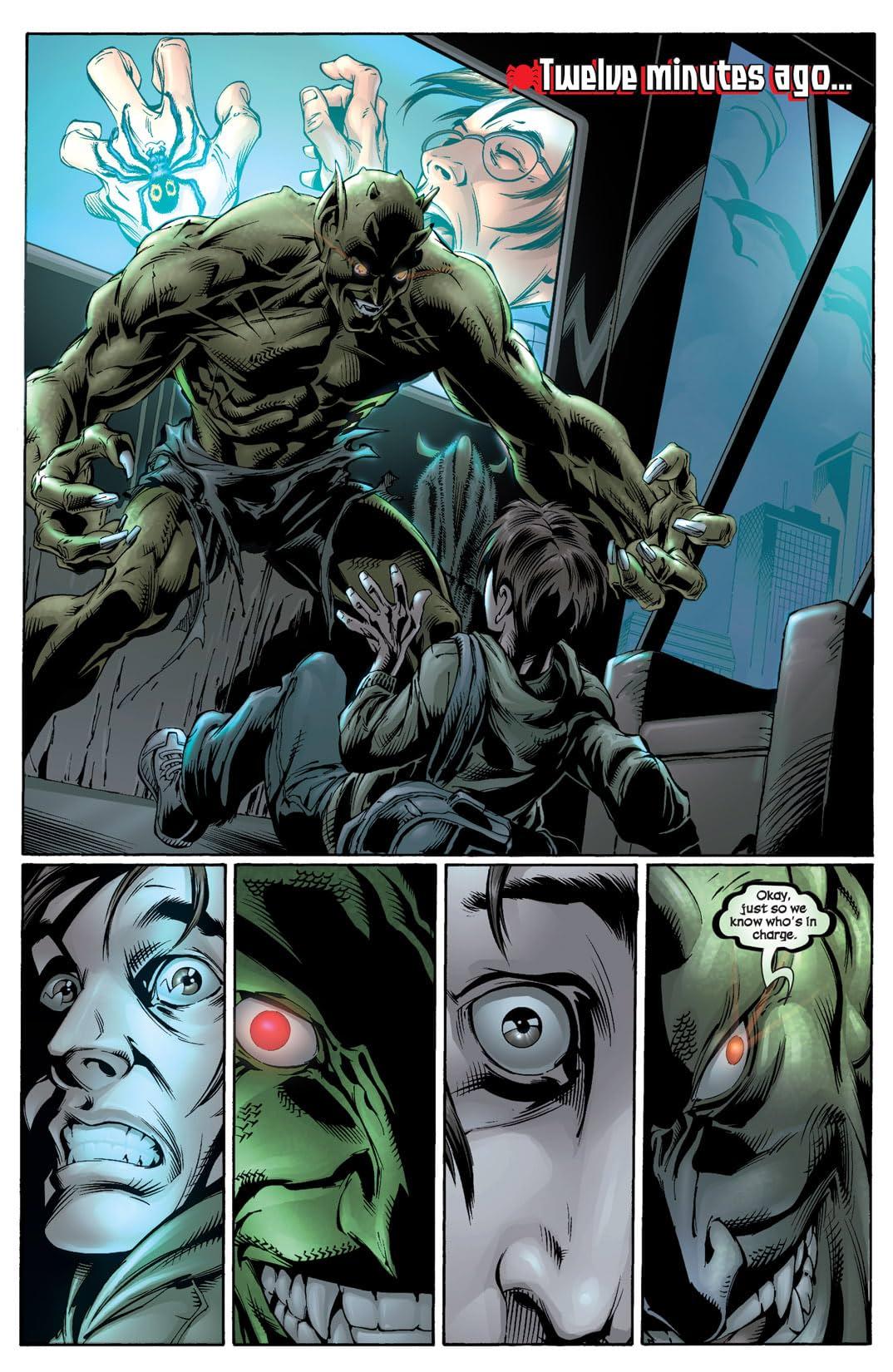 Ultimate Spider-Man (2000-2009) #23