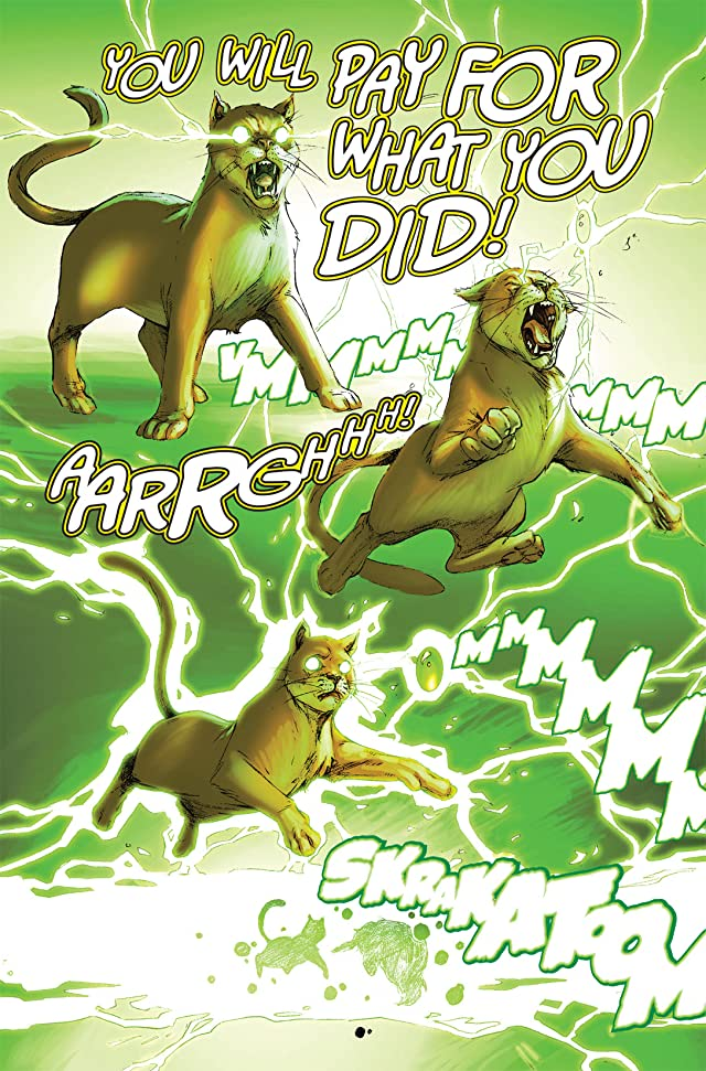 Lockjaw and the Pet Avengers #4 (of 4)