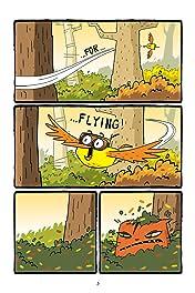 Bird & Squirrel Vol. 3: On The Run
