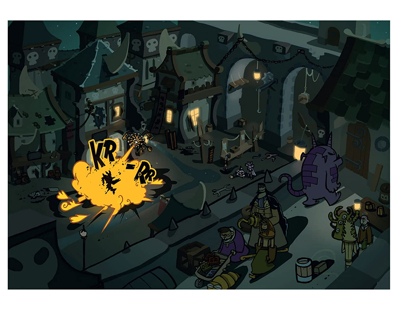 DOFUS Vol. 8: Rushu Hour