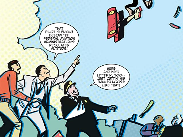 click for super-sized previews of Batman '66 #1
