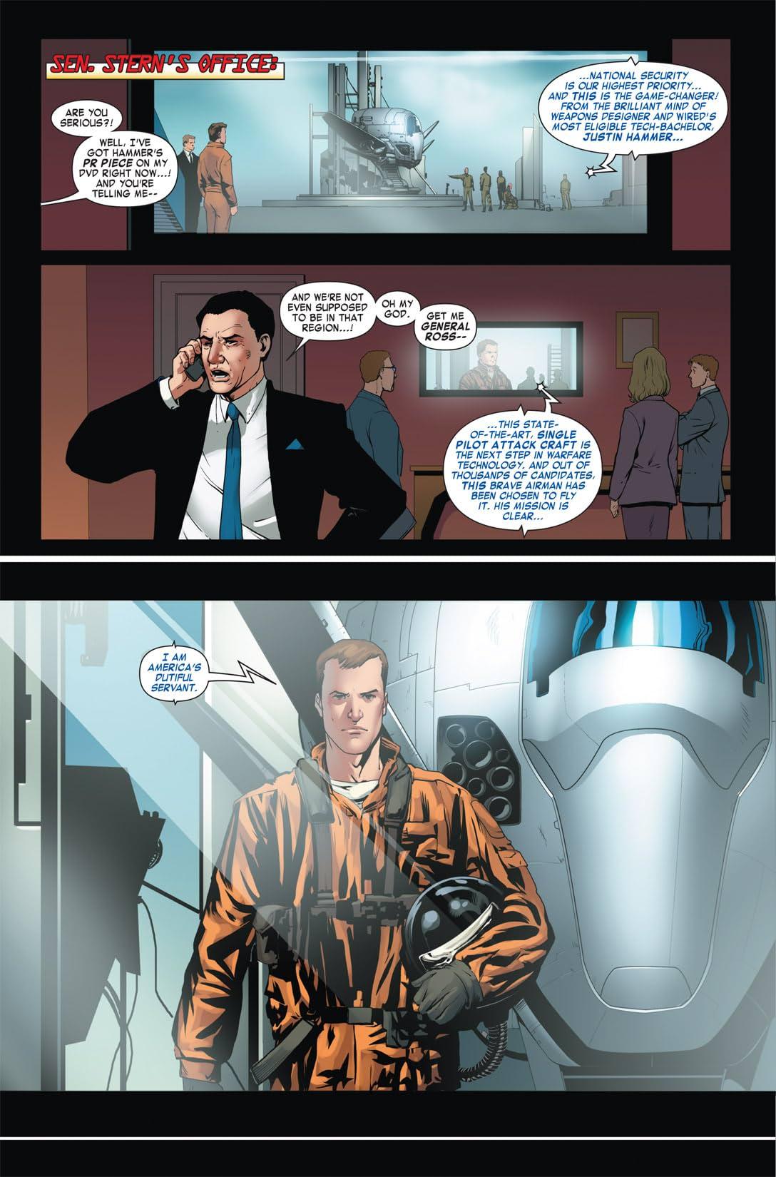 Iron Man 2: Public Identity #3 (of 3)