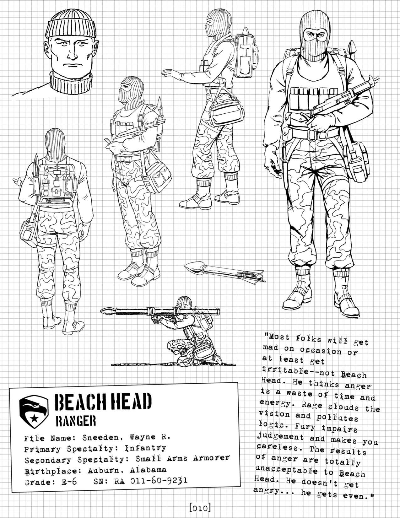 G.I. Joe Field Manual Vol. 2