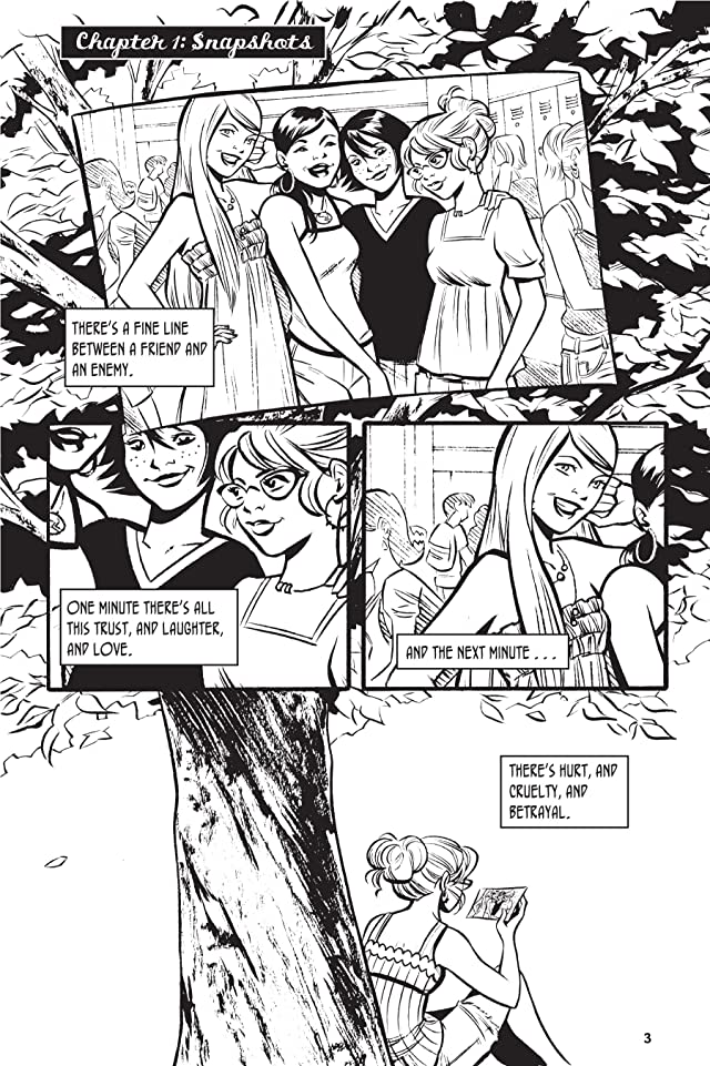 Breaking Up: A Fashion High Graphic Novel