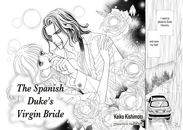 click for super-sized previews of The Spanish Duke's Virgin Bride