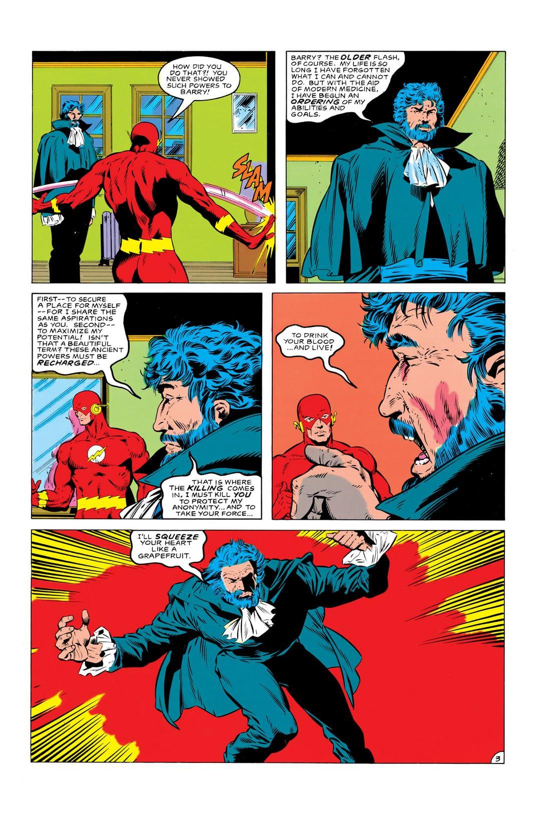 The Flash (1987-2009) #2