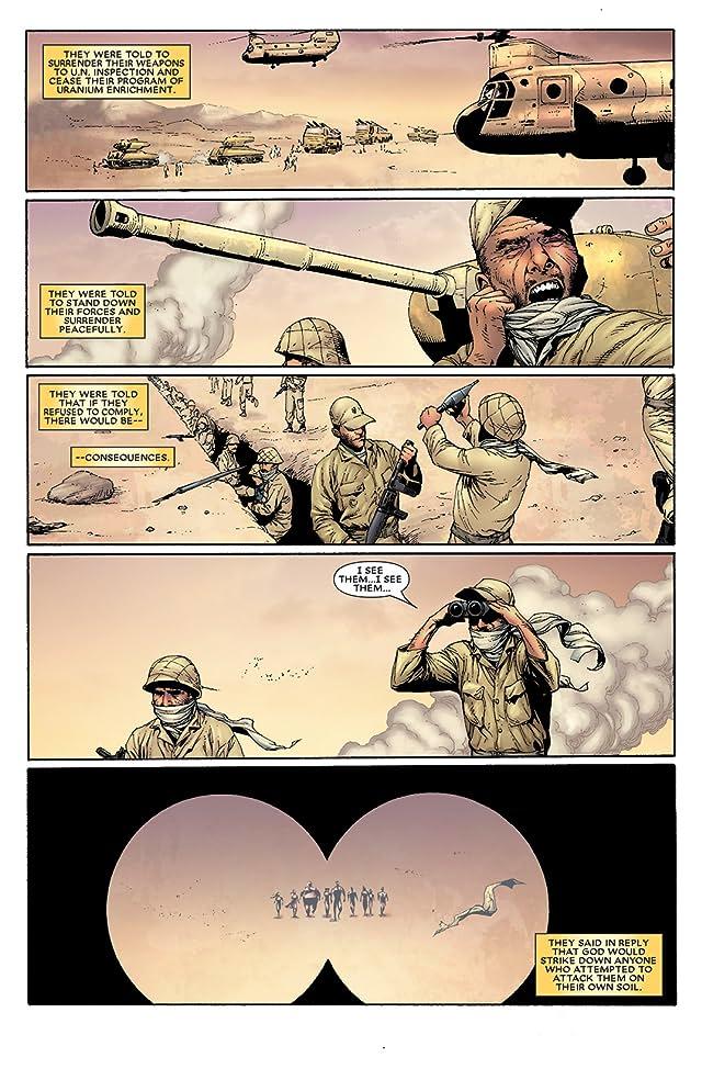 Squadron Supreme (2006) #4