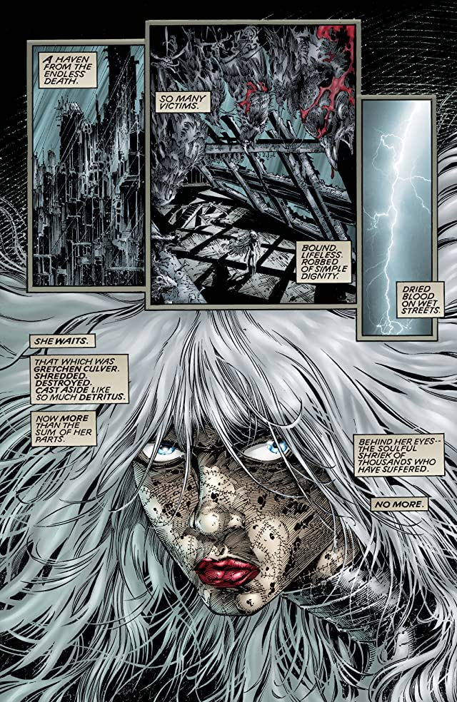 click for super-sized previews of Curse of the Spawn #7