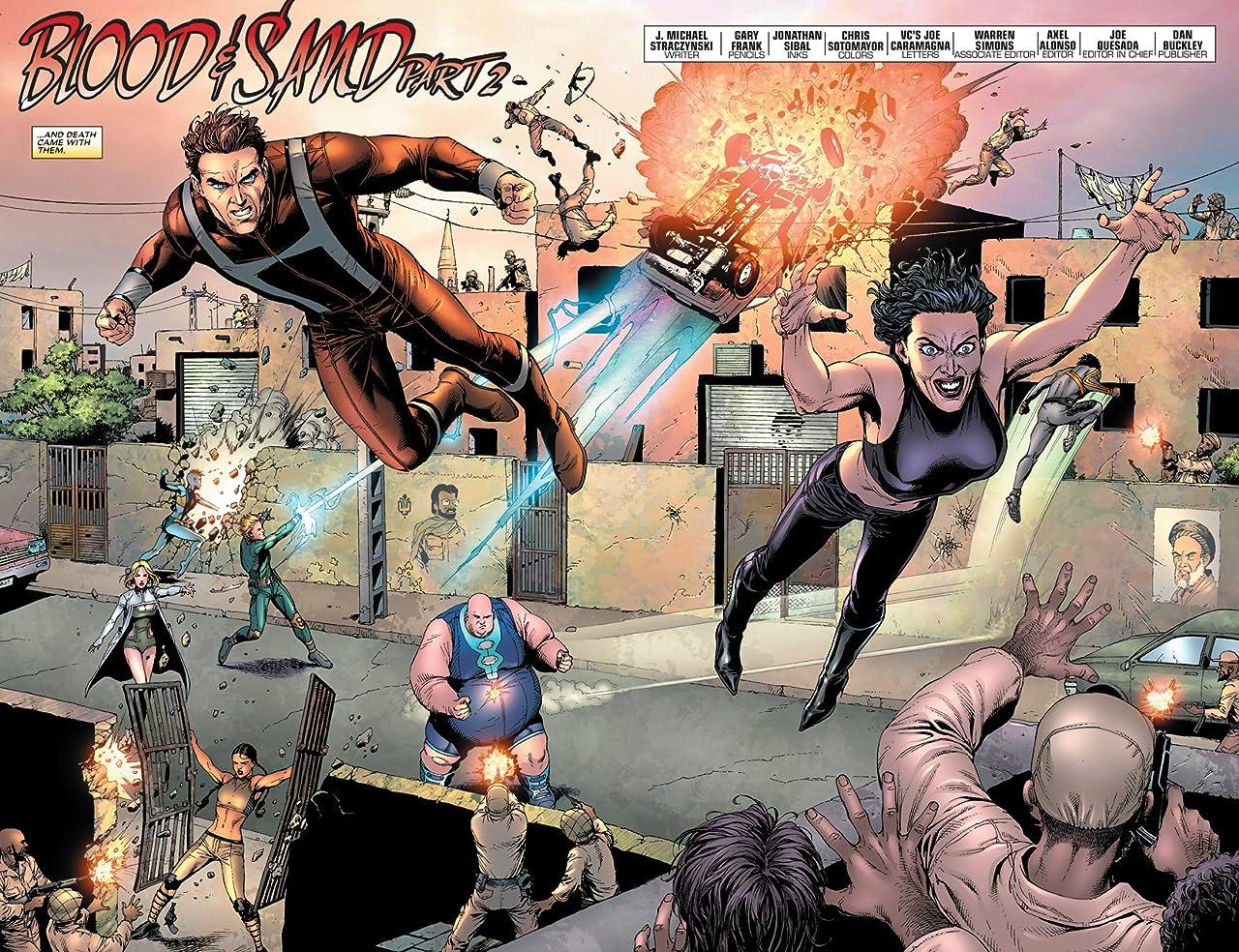 Squadron Supreme (2006) #5