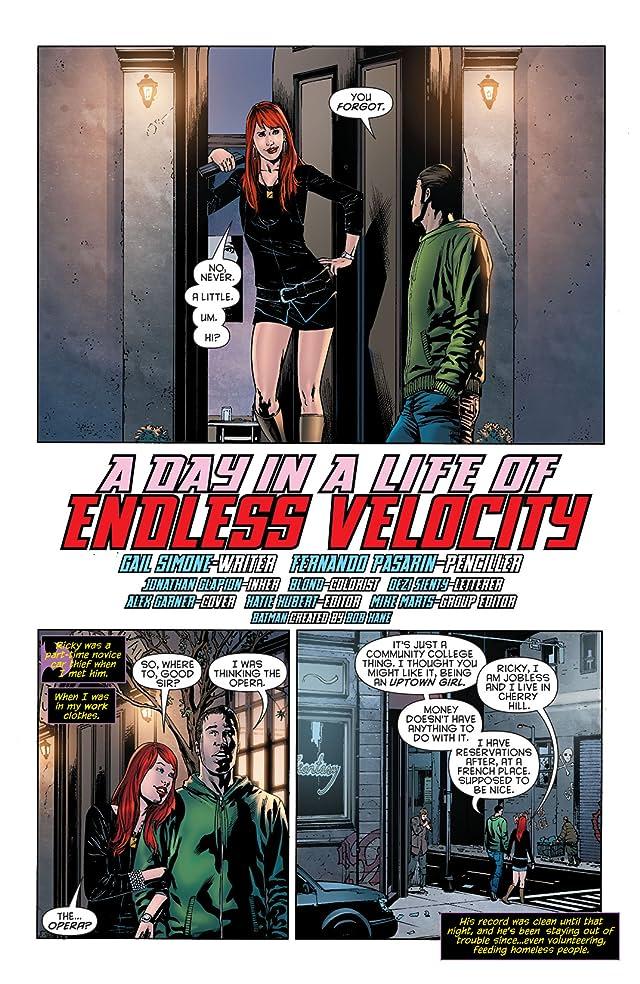 Batgirl (2011-) #22