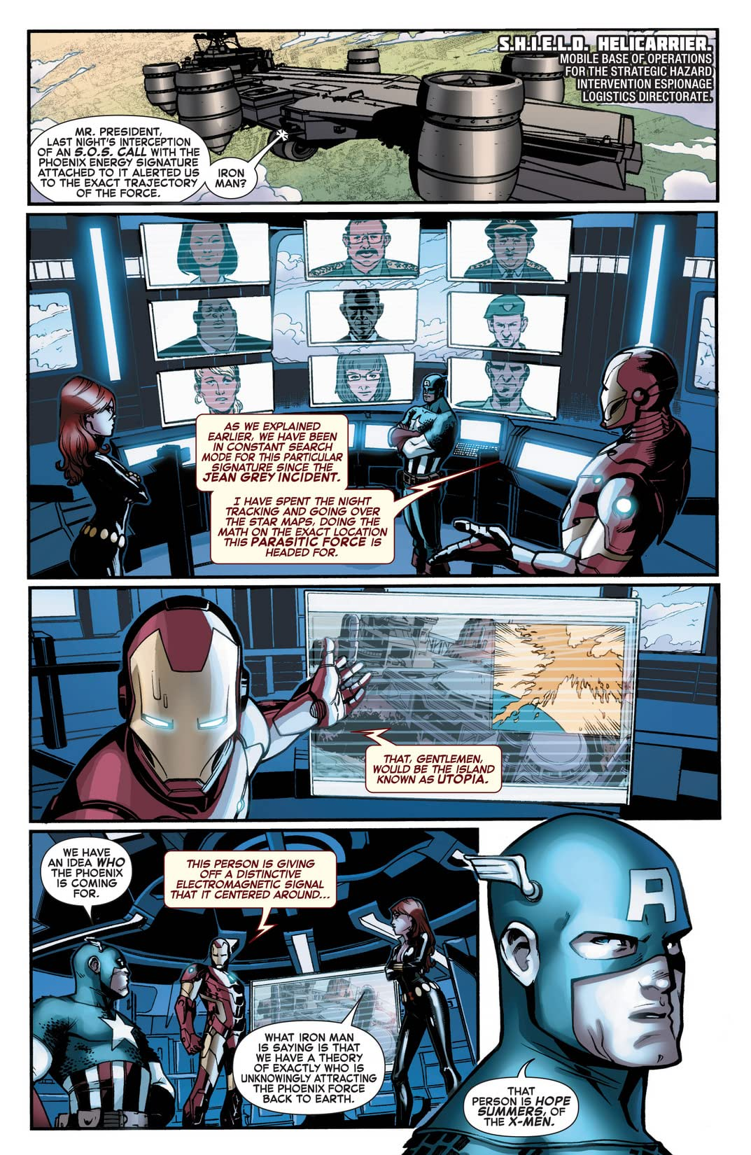What If? AVX #1 (of 4)