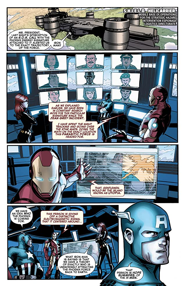 click for super-sized previews of What If? AVX #1