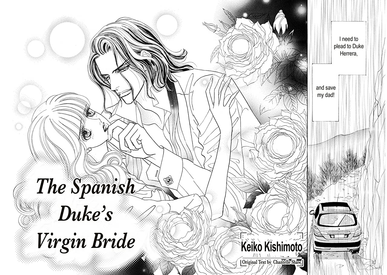 The Spanish Duke's Virgin Bride: Preview