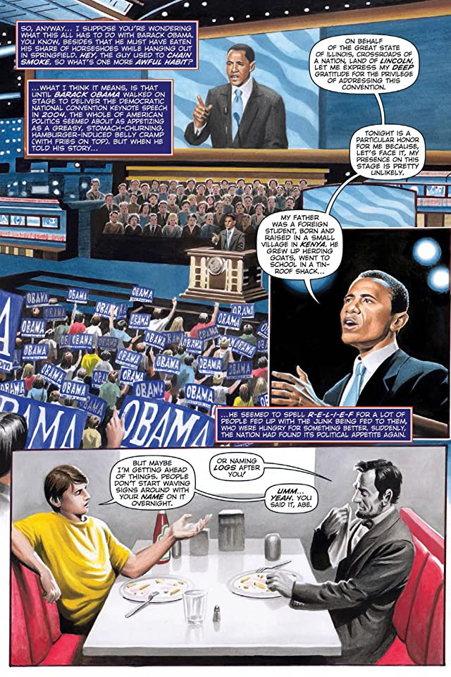 click for super-sized previews of Black History: Leaders