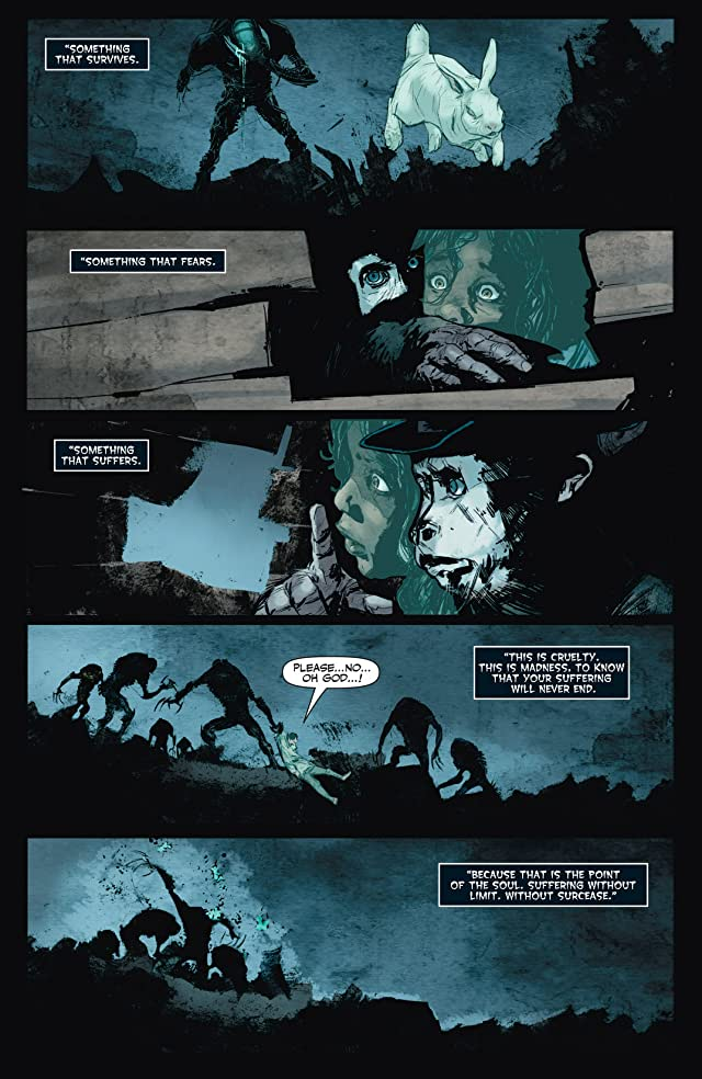Shadowman (2012- ) #8: Digital Exclusives Edition
