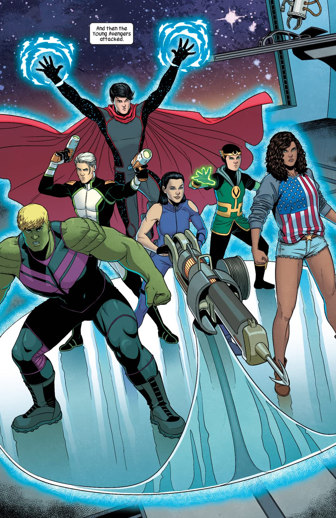 Young Avengers (2013) #7