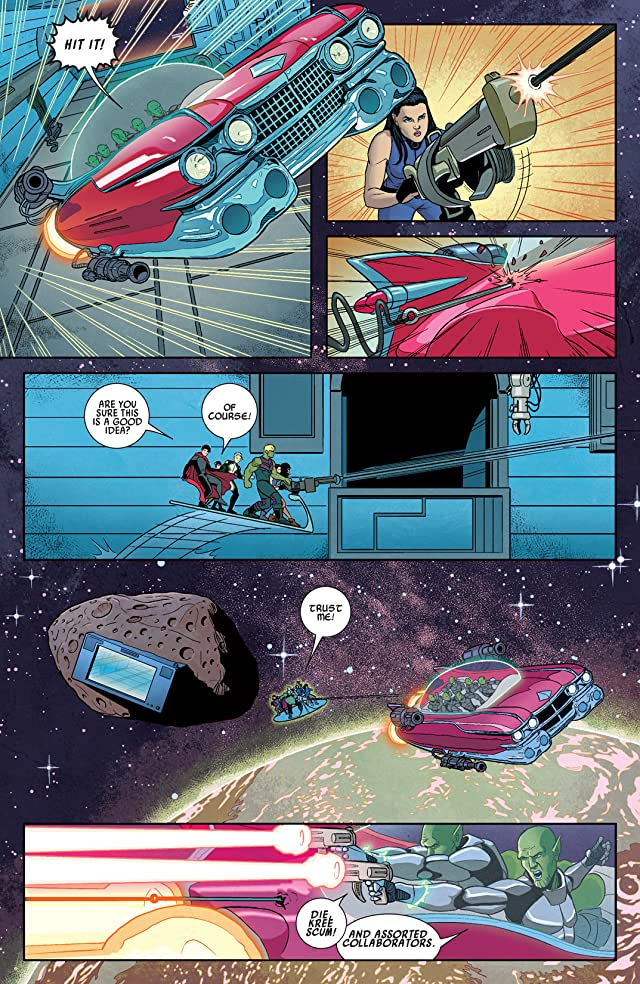 click for super-sized previews of Young Avengers (2013) #7